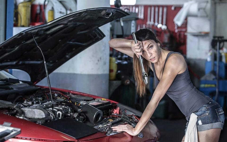 Смена рабочих жидкостей в автомобиле