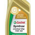 Трансм. масло Castrol Syntrax Limited Slip 75W-140 GL-5, 1 л / 1543CD