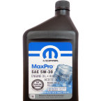 Моторное масло Mopar Engine Oil 5W30 SN, 946мл / 68218920AA