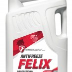 АНТИФРИЗ (ANTIFREEZE) FELIX CARBOX 10 КГ