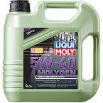 LIQUI MOLY MOLYGEN 5W-40 NEW GENERATION 4Л LM9054