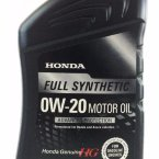 Моторное масло Honda Full Synthetic 0W-20 SN, 946 мл / 08798-9063