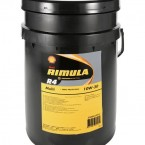МАСЛО МОТОРНОЕ SHELL RIMULA R4 MULTI 10W-30, 20 Л / 550041357