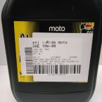 Моторное масло Eni i-Ride Moto 4T 10W40, 20л / 154650