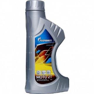 Моторное масло Газпромнефть 2389901372 2T 1л - фото 2