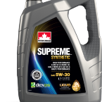 Моторное масло Petro-Canada Supreme Synthetic 5W30, 5л  / MOSYN53C20