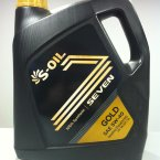 Моторное масло S-Oil Seven Gold 5W40, 4л A3/B4/C3, 4л / GOLD5W40_04