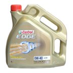Моторное масло Castrol EDGE FST 0W-40 A3/B4, 4 л / 15338D