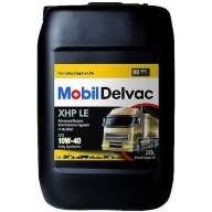 Моторное масло Mobil Delvac XHP LE 10W40 CF, 20л / 150428