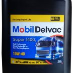 Моторное масло Mobil Delvaс Super 1400E 15W40 CG-4, 20л / 152714